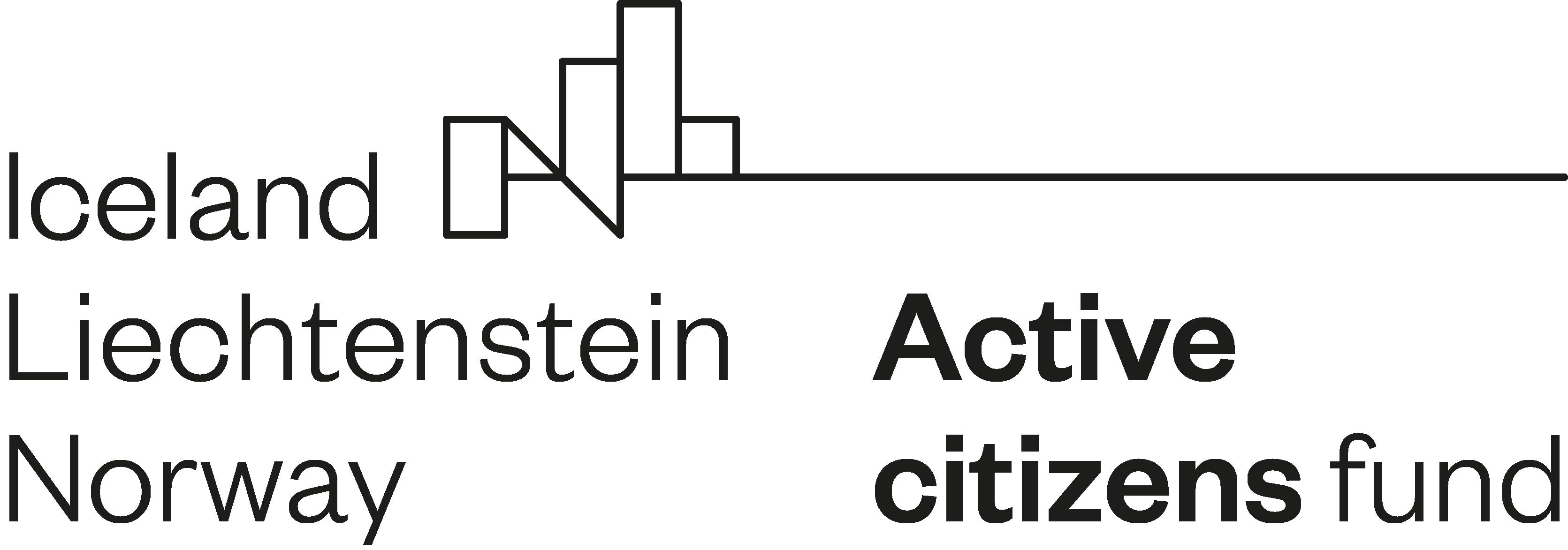 """Vaizdo rezultatas pagal užklausą """"iceland liechtenstein norway logo active citizens fund"""""""